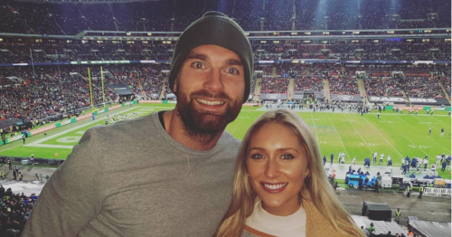 Aidan O'Shea's love story with model girlfriend Kristin as pair move in together