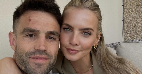 Conor Murray's long-term relationship with Miss Universe Ireland Joanna Cooper
