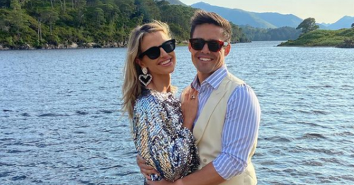 Vogue Williams 'trolled' husband Spencer online before they met