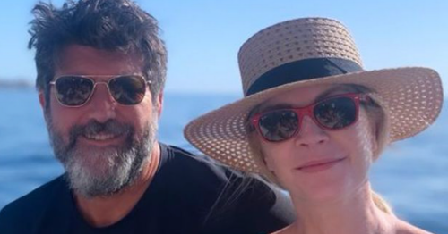 Yvonne Connolly's stunning Mexican getaway with long-distance love John Conroy