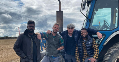 Jamie Redknapp's 'incredible experience' at Ireland's Ploughing Championships