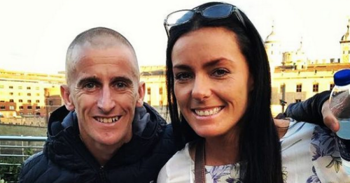 Rob Heffernan and wife Marian made history when they both competed at Olympics