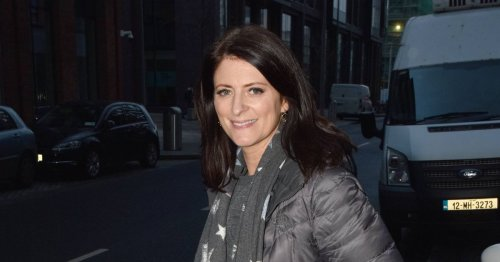 B*Witched's Sinead O'Carroll was stuck in mobile home for six months lockdown