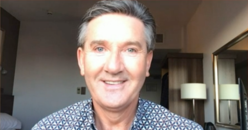 Daniel O'Donnell says Adele knocked him down the charts after he 'copied' her