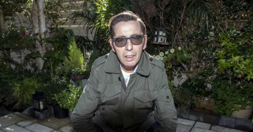 Christy Dignam rules out retirement and will keep singing for as long as he can