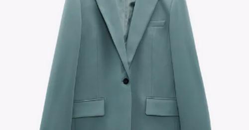 Gorgeous Zara blazer is a must-have piece for Autumn