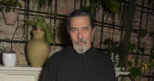 Ciaran Hinds' family life with wife Helene and their famous daughter Aoife