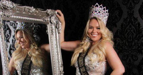 Cork woman denied Visa due to her weight lost 11 stone and became pageant queen