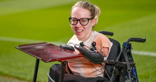 Joanne O'Riordan never let rare disability stop her from getting involved in GAA