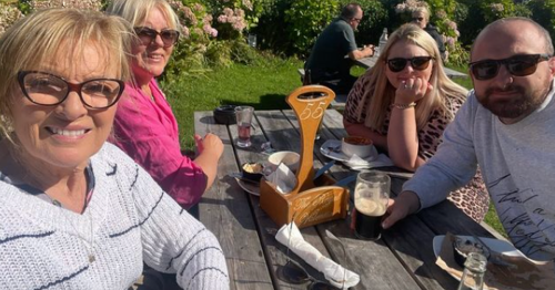 Mary Kennedy shares snapshots from her family staycation on Valentia Island
