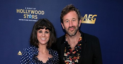 Chris O'Dowd and wife Dawn O'Porter's family life with their two sons