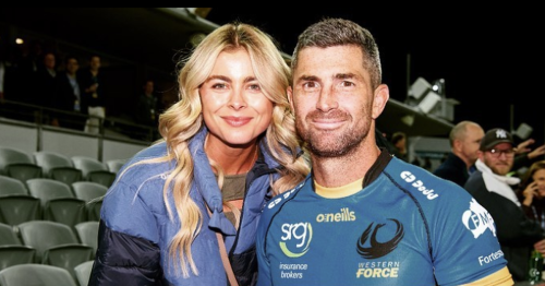 Rob Kearney and Jess Redden's wedding plans, move to Australia and tragic death