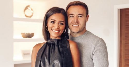 Corrie star Alan Halsall's stunning house with co-star Tisha Merry and daughter