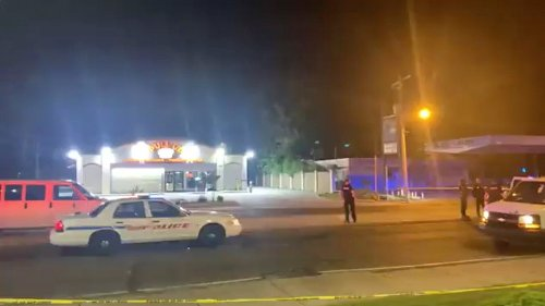 Five injured in Shreveport shooting, two critically, in fifth such incident in US at the weekend