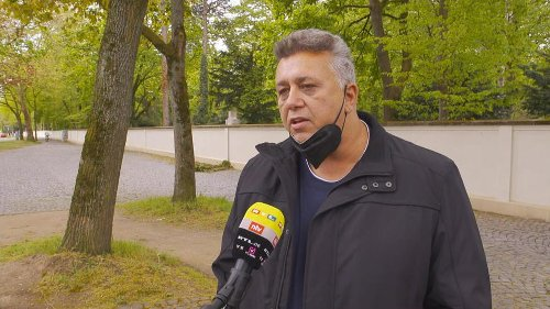 Trauer um Willi Herren: Wem Frank Fussbroich Vorwürfe macht | Video | VIP.de