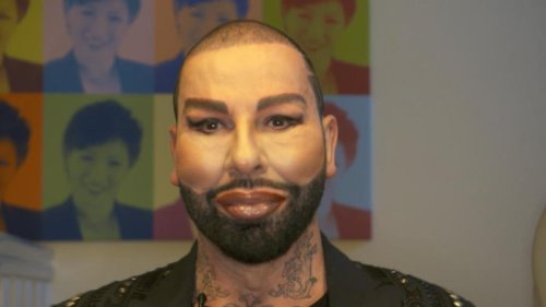 Botox und Permanent-Make-up: Harald Glööckler lässt sich für den Dschungel schönmachen   Video   VIP.de