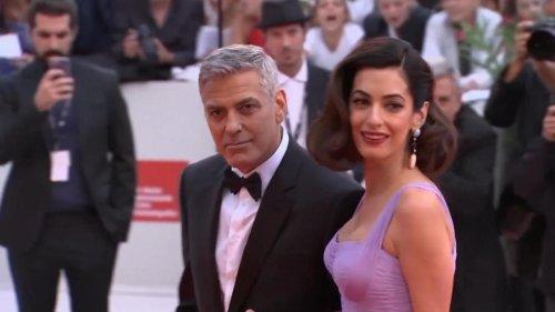 Weingut in der Provence: George und Amal Clooney ziehen nach Frankreich   Video   VIP.de