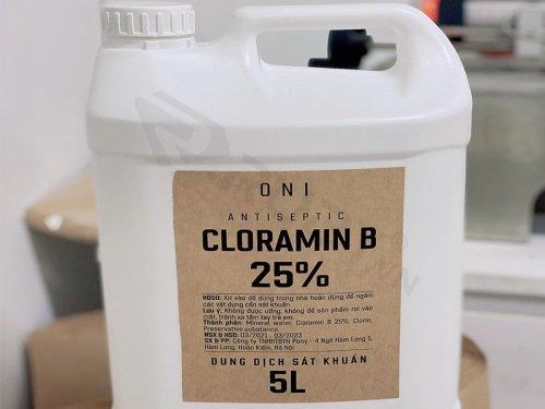 Dung dịch Cloramin B là gì? Cách pha Cloramin B khử khuẩn mùa Covid