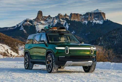 Rivian R1S is a Fast, Comfortable and Fully Electric SUV - RumbleRum