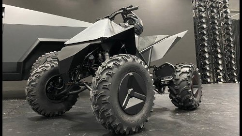 The Tesla ATV Came Out in 2019 and Here's What We Know About It