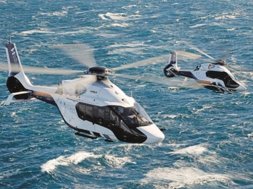 The Luxury Helicopter by Airbus, worth $14 million, is one of its kind