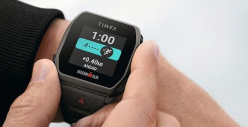 Timex's R300 GPS smartwatch offers the best battery life!