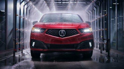 2021 Acura MDX is Acura's latest premium luxury SUV