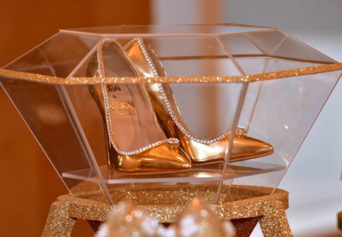 The Most Expensive Shoes In The World - RumbleRum