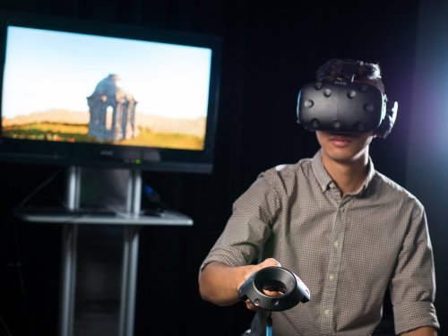The Runner | UBC School of Nursing is exploring virtual reality uses in healthcare
