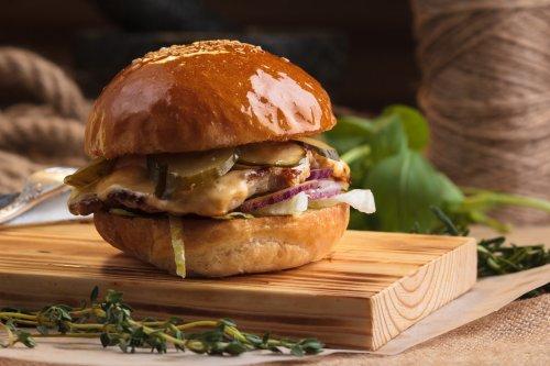 La recette du pain à hamburger fait maison