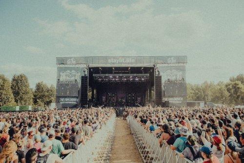 Chaos At the Blue Ridge Rock Festival | RVA Mag