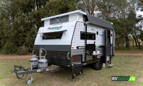 RV DAILY   Downsizing isn't a dirty word with the Paramount Micro