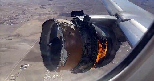 2 passengers sue United Airlines over engine explosion that sent debris raining over neighborhoods