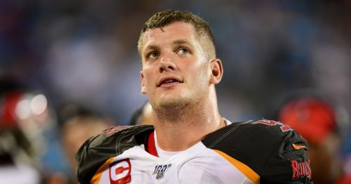 Carl Nassib, the first openly gay active NFL player, could be turning point for male sports