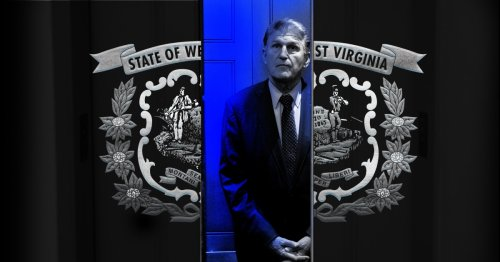 Joe Manchin is putting West Virginia over America. It'll end badly for both.