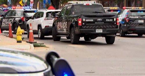 Police officer, suspected gunman among 3 dead in Colorado shooting