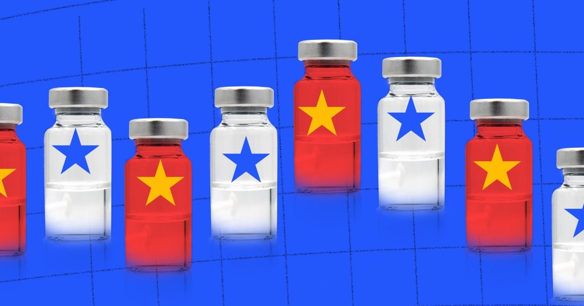 Why China and Russia's 'vaccine diplomacy' is falling behind