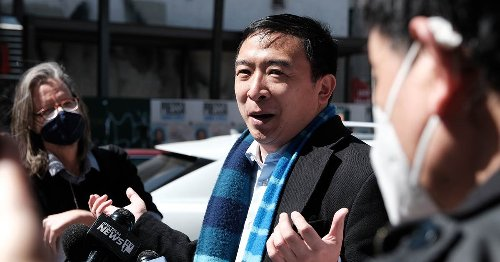 Andrew Yang, running for NYC mayor, loses endorsement of LGBTQ group over 'tokenizing' remarks