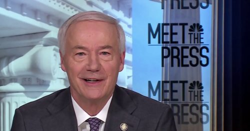 GOP Gov. Hutchinson: Trump 'election fraud' comments are 'a recipe for disaster in 2022'