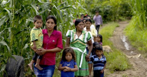 Hungry and desperate: Climate change fuels a migration crisis in Guatemala