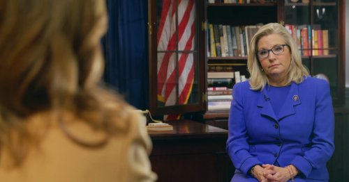 'It's a scary thing': Cheney expresses dismay after House GOP ousts her from leadership