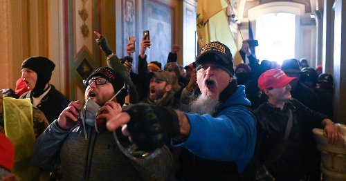 Federal prosecutors secure first guilty plea in cases stemming from Jan. 6 Capitol riot