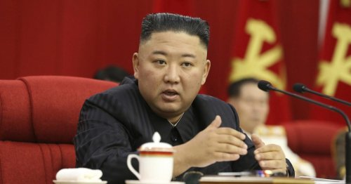 North Korea's Kim Jong Un vows to be ready for confrontation — and dialogue — with Biden