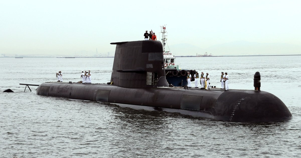 Why France Is So Furious Over Submarine Deal - cover