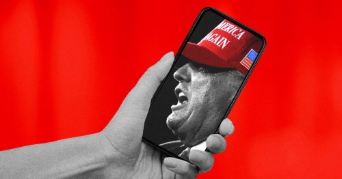 Trump's Truth Social media platform is a perfect mess