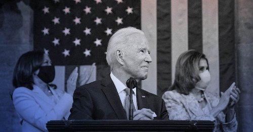 Five takeaways from Biden's first big speech to Congress