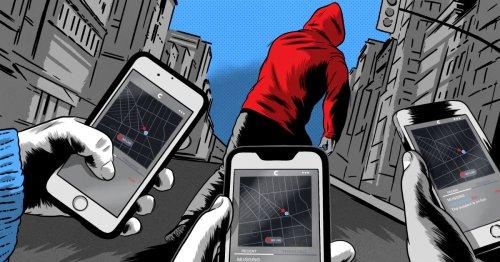 Inside Citizen: The public safety app pushing surveillance boundaries