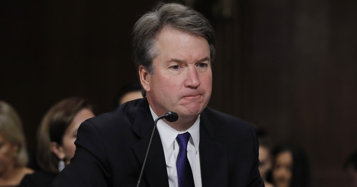 Trump's White House got to decide Kavanaugh's innocence. What could go wrong?