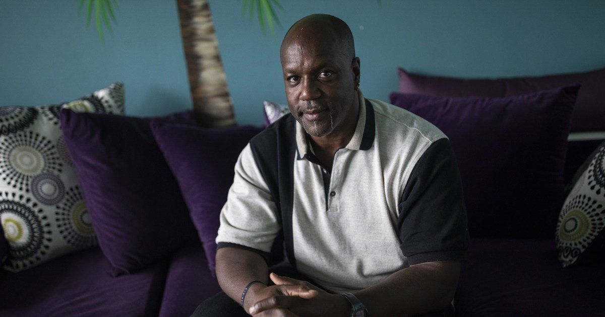 Where do you go after 31 years in prison? He went to Walmart and brought his subscribers