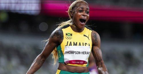 Jamaican sprinter Elaine Thompson-Herah breaks Flo-Jo's Olympic record